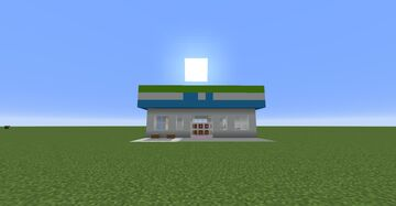Family Mart Minecraft Map & Project