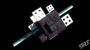 Soyuz TMA-M 1:1 Minecraft Map & Project