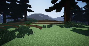 1,280 x 1,280 Survival World Map Minecraft Map & Project