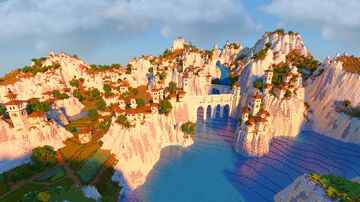 Veil Minecraft Map & Project