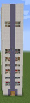 the apartament Minecraft Map & Project