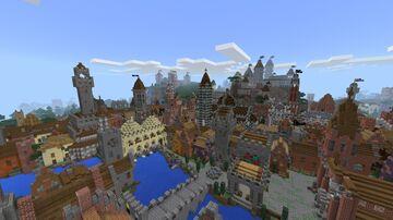 Repubblica di Racigliano (Minecraft PE) Minecraft Map & Project