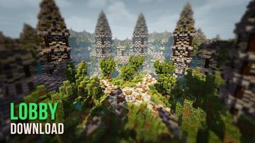 LOBBY FOR YOUR SERVER OR NETWORK FREE !! 1.8 - 1.16 #2 Minecraft Map & Project