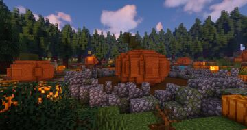 The Great Pumpkin TNTRun Map Minecraft Map & Project