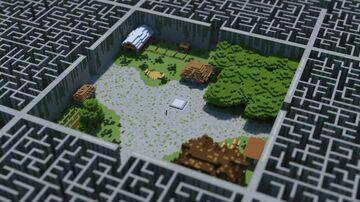 Maze Runner Adventure Map Collab! Minecraft Map & Project