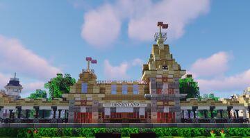 Disneyland Resort Minecraft Map & Project
