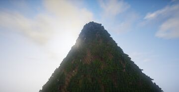Volcano Zone 1.12.2 Survival Map Minecraft Map & Project