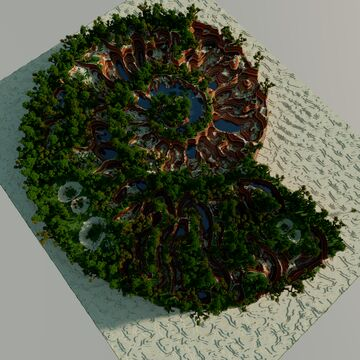 helix fossils now with download! Minecraft Map & Project