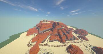 『Project Joestar★』Steel Ball Run Arena Minecraft Map & Project