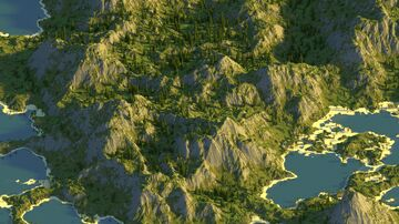 2K Mtns. Minecraft Map & Project