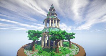 Little Spawn Minecraft Map & Project