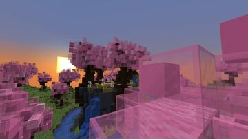 Cherry Blossom Spawn - By Mistogen & BoostedBMW Minecraft Map & Project