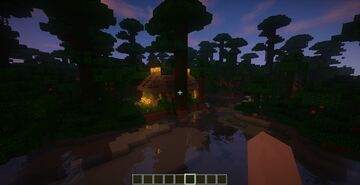 Revamped Jungle Temple Minecraft Map & Project