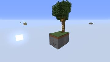 Sky Block part 3 More Stuff Minecraft Map & Project