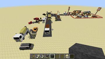 Los Santos 2 Minecraft Map & Project