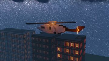 Helicopter [SCHEMATIC] Minecraft Map & Project