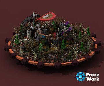 MainLobby OmegaCraft Minecraft Map & Project