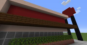 Max's Restaurant Minecraft Map & Project