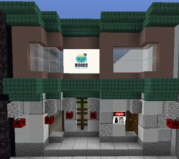 Netpex_SW1 **No Interior** Minecraft Map & Project