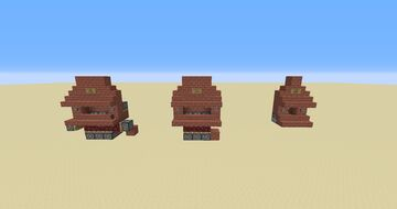 Fireplaces Minecraft Map & Project