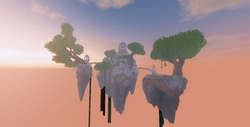 ☁SkyBlock Spawn☁  (online soon) Minecraft Map & Project