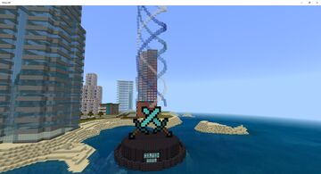 Colton City (Work In Progress) Upload 2 Minecraft Map & Project