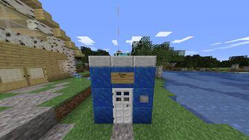My Minecraft TARDIS 1.16.3 Minecraft Map & Project