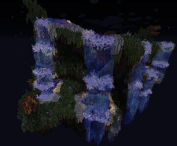 Nature's Harmony - Floating Island! :) Minecraft Map & Project