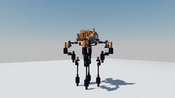 Automaton - Frostpunk Minecraft Map & Project