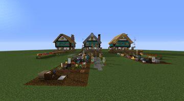 Steve's House (Minecon Trailer) (NGU Recreation) Minecraft Map & Project