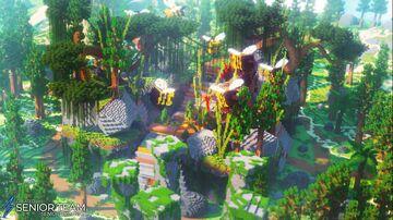 Aztec Jungle Spawn Minecraft Map & Project