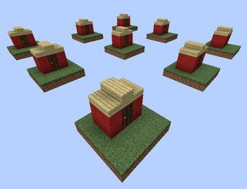 Horrific Housing: Minecraft 1.16.1 edition! (Needs playtesting! Read desc please) Minecraft Map & Project