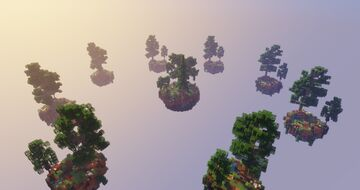 BedWars Map (NATUR) Minecraft Map & Project