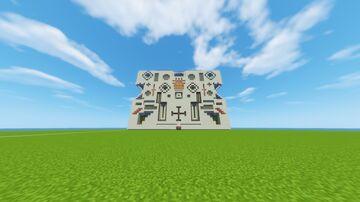 "WarGear V2 - ""Laser"" Minecraft Map & Project"