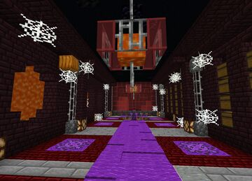 Creepy Overworld Pigman Farm Minecraft Map & Project