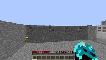 Escapa de la cárcel (V.1.13.2 en adelante) Minecraft Map & Project