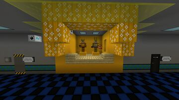 Fredbear's Family Diner Minecraft Map & Project