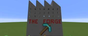 Industrial Forge (Download) Minecraft Map & Project