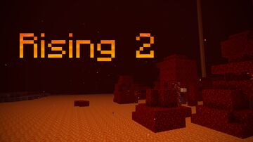 (1.16) Every Minute, Lava Rises 2 Minecraft Map & Project