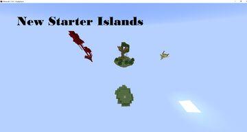 Sky Platform (UPDATE 3) Minecraft Map & Project