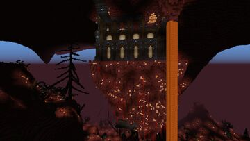 PiglinsCastle Minecraft Map & Project
