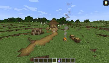 Lumberjack Vs Kingdom (PT-BR)1.14 Minecraft Map & Project