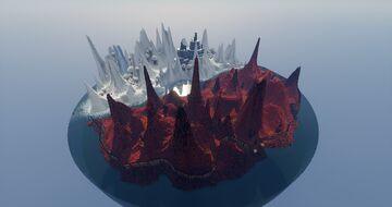 Punk Hazard - Onepiece Server - Beyond the seas (750x750) Minecraft Map & Project