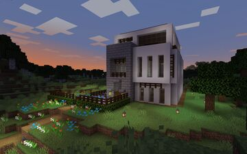 7 Westgate Drive Minecraft Map & Project