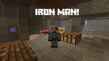Iron Man Adventure Map Minecraft Map & Project