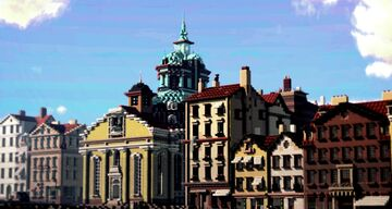 Oberneustädter Kirche, Oberneustadt, Kassel, Hesse, Germany Minecraft Map & Project