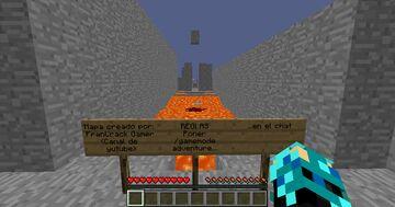 Mapa Parkur para V.1.13.2 en adelante. Minecraft Map & Project