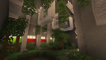 Station AE-2346 Minecraft Map & Project