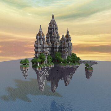 Skycastle Minecraft Map & Project