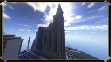 The Jackson Daniel Building | Annetown | New Lapusia City Minecraft Map & Project